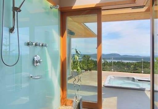 Glass Fabrication Water Jet Vista Glass Direct